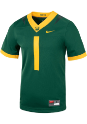 Nike Baylor Bears Green Replica Football Jersey