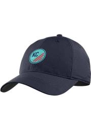 Nike KC NWSL L91 Adjustable Hat - Navy Blue