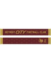 Detroit City FC Detroit City Mens Scarf