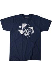 Dak Prescott Dallas Cowboys Navy Blue Thats My QB Short Sleeve Fashion Player T Shirt