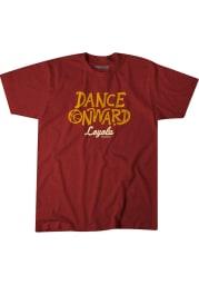 BreakingT Loyola Ramblers Maroon Loyola Tournament Short Sleeve T Shirt