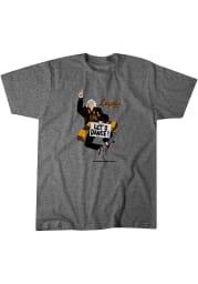 BreakingT Loyola Ramblers Grey Loyola Tournament Short Sleeve T Shirt