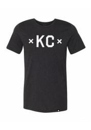 Made Mobb Kansas City Black KC Signature Short Sleeve T Shirt