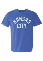 Made Mobb Kansas City Blue KC Original Short Sleeve T Shirt