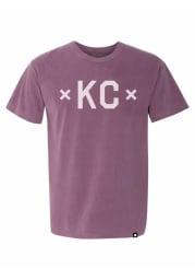 Made Mobb Kansas City Pink KC Signature Short Sleeve T Shirt