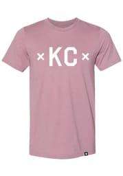 Made Mobb Kansas City Purple KC Signature Short Sleeve Fashion T Shirt