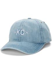 Made Mobb Kansas City KC Signature Adjustable Hat - Blue