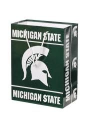 Michigan State Spartans 2014 Medium Green Gift Bag
