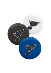 St Louis Blues 3-Pack Softee Ball
