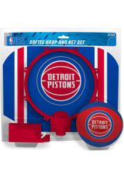 Detroit Pistons Slam Dunk Set Basketball Set