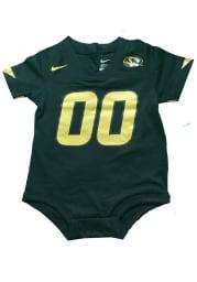 Missouri Tigers Baby Black Logo Football Jersey