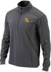 Columbia Missouri Western Griffons Mens Grey Shotgun Long Sleeve 1/4 Zip Pullover
