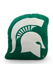 Michigan State Spartans Logo Pillow Plush