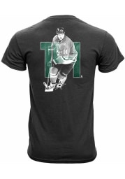 Jamie Benn Dallas Stars Black screen printed Short Sleeve Player T Shirt