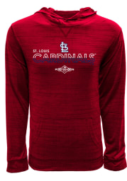 Levelwear St Louis Cardinals Mens Red Anchor Hood