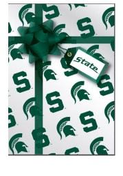 Michigan State Spartans Present Happy Birthday Card