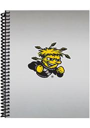 Wichita State Shockers Spiral Notebooks and Folders