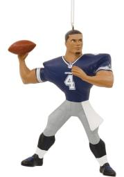 Dallas Cowboys Dak Prescott Player Ornament