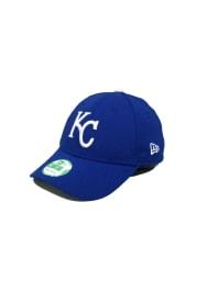 Kansas City Royals Blue Jr Home Team Classic Youth Flex Hat