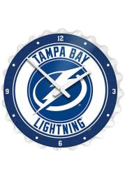 Tampa Bay Lightning Bottle Cap Wall Clock