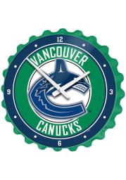Vancouver Canucks Bottle Cap Wall Clock