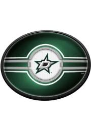 Dallas Stars Oval Slimline Lighted Sign