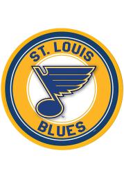 St Louis Blues Modern Disc Sign