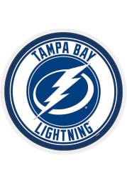 Tampa Bay Lightning Modern Disc Sign