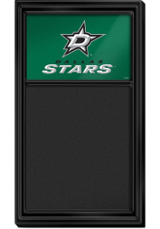 Dallas Stars Chalk Noteboard Sign