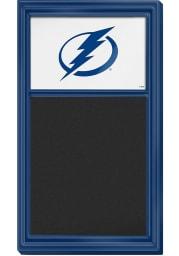 Tampa Bay Lightning Chalk Noteboard Sign