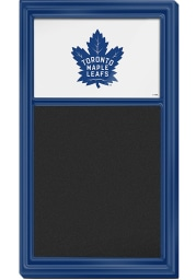 Toronto Maple Leafs Chalk Noteboard Sign