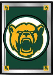 Baylor Bears Team Spirit Framed Mirrored Wall Sign