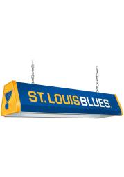 St Louis Blues Standard Light Pool Table