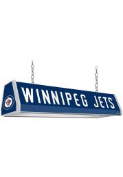 Winnipeg Jets Standard Light Pool Table
