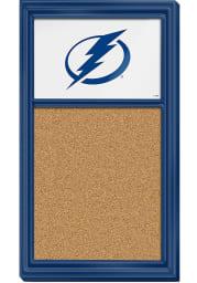 Tampa Bay Lightning Cork Noteboard Sign