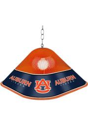 Auburn Tigers Game Table Light Pool Table