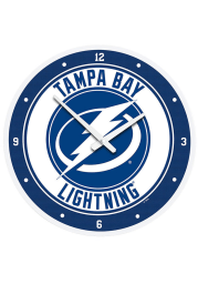 Tampa Bay Lightning Modern Disc Wall Clock