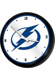 Tampa Bay Lightning Retro Lighted Wall Clock