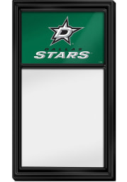 Dallas Stars Dry Erase Noteboard Sign