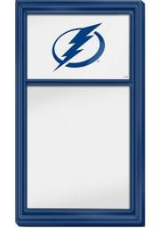 Tampa Bay Lightning Dry Erase Noteboard Sign