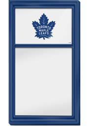 Toronto Maple Leafs Dry Erase Noteboard Sign