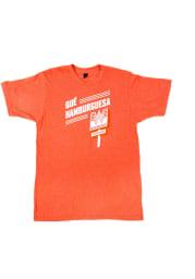 Whataburger Orange Que Hamburguesa Short Sleeve T-Shirt