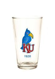 Kansas Jayhawks 16oz 1920 Pint Glass