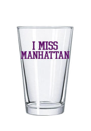 K-State Wildcats 16oz City Pint Glass