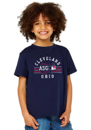 Cleveland Youth 2019 All-Star Game Short Sleeve Tee - Navy Blue