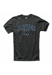 Xavier Musketeers Black Midsize Arch Short Sleeve T Shirt