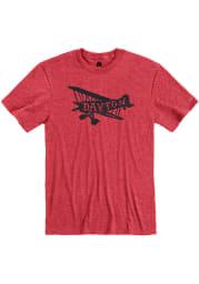 Ohio Dayton Plane Short Sleeve T Shirt