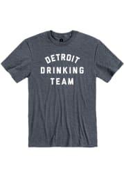 Detroit Navy Drinking Team Short Sleeve T Shirt