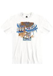 23rd Street Brewery White Atrium Building Short Sleeve T-Shirt