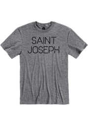 St. Joe Graphite Disconnected Short Sleeve T-Shirt